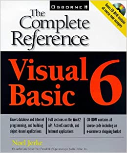 Visual Basic Reference Book