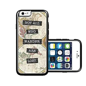 diy phone caseRCGrafix Brand Vintage Map Not All Who Wander Are Lost iPhone 6 Case - Fits NEW Apple iPhone 6diy phone case