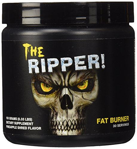 Cobra Labs The Ripper Weight Loss Supplement, Pineapple, 30