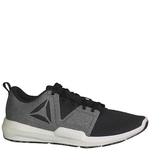 fa0719a730bae Reebok Men s Hydrorush TR Cross Training Shoes Black Skull Grey Alloy ...