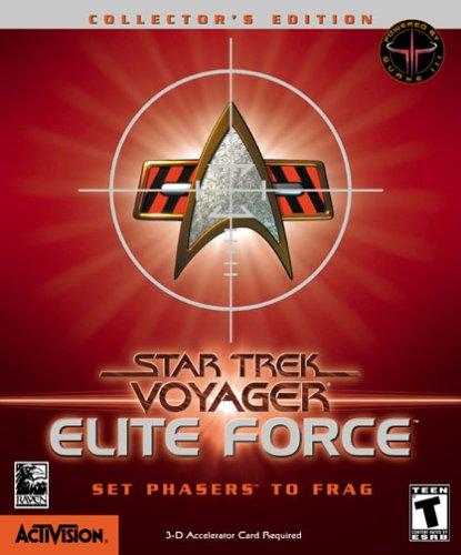 Star Trek Voyager: Elite Force - Collector's Edition (輸入版) B00004WHWG Parent