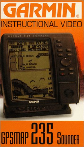 Price comparison product image Garmin Gps Map 235 [VHS]