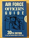 The Air Force Officer's Guide, Napier, John H., 3rd, 0811724107
