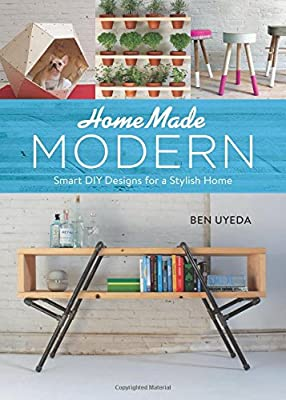 HomeMade Modern: Smart DIY Designs for a Stylish Home from Running Press