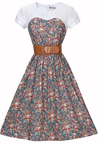Country Style Dress (Casual Hint of Country Style Women's Dress by Vienna Summer | #CWGIRLORIGL)