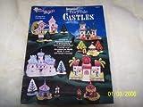 Fairy-Tale Castles(Plastic Canvas, #963374 Booklet) The Needlecraft Shop