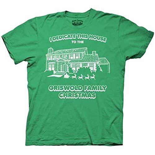 Green Adult T-shirt Tee - 8