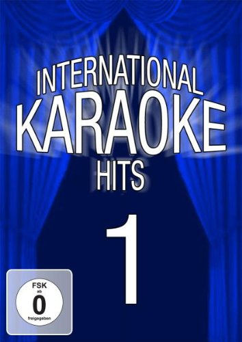 DVD : INTERNATIONAL KARAOKE HITS 1 - International Karaoke Hits 1 (DVD)