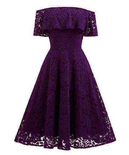 Adodress - Vestido - para Mujer Morado