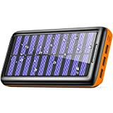 Best Solar Phone Chargers - Solar Charger BERNET 24000mAh Ultra High Capacity Portable Review