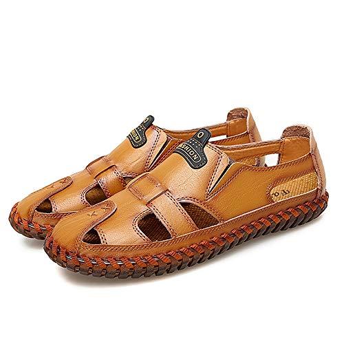 Sandalias para Hombre Pescador Transpirable Verano Zapatos ...