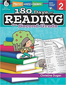 180 Days of Reading for Second Grade 180 Days of Practice