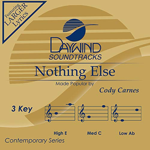 Nothing Else Album Cover