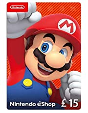 Nintendo eShop Card | 15 GBP voucher | Download Code
