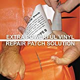 TEAR-AID Vinyl Repair Kit, Green Box Type B, 5 Pack
