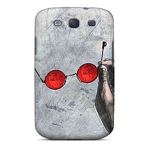 Samsung Galaxy S3 Cfx6371xZiT Allow Personal Design Vivid Daredevil I4 Series Durable Cell-phone Hard Cover -DrawsBriscoe