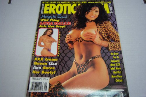 Erotic X-film Guide Busty Adult Magazine