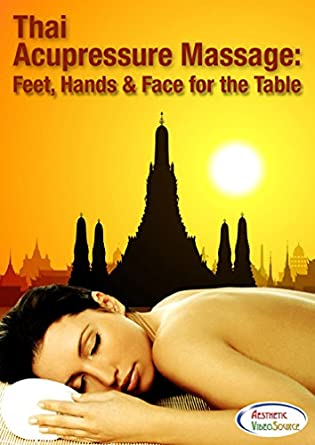 Amazon.com: Thai Acupressure Massage: Feet, Hands and Face ...