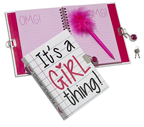 3C4G 36130,t's A Girl Thing Diary