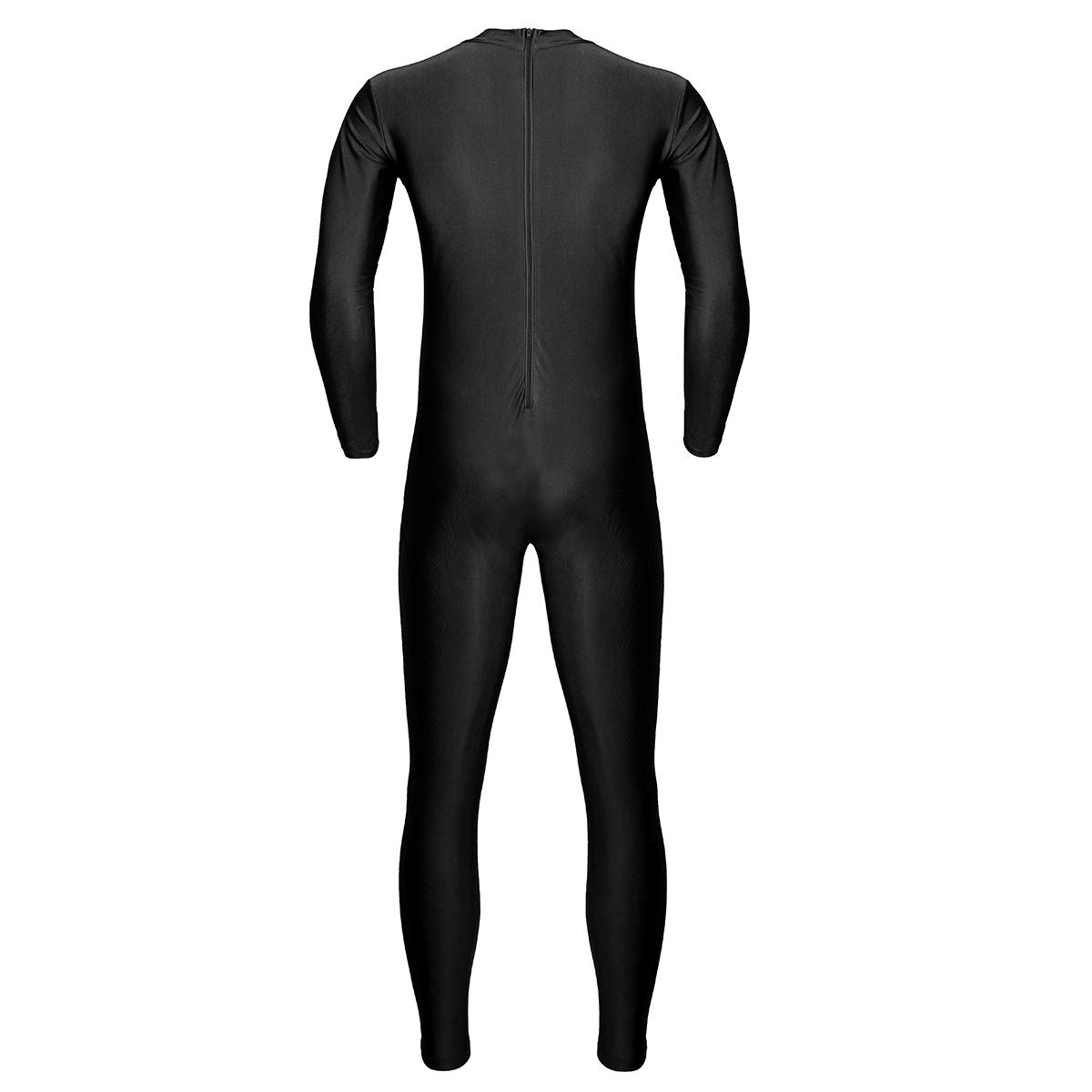 Alvivi Combinaison Pyjama Homme sous-V/êtements Thermique Grenouill/ères Homme Serr/é Long Manche Jumpsuit Costume Sports Muscle M-XXL