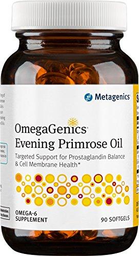 Metagenics OmegaGenics Evening Primrose Count