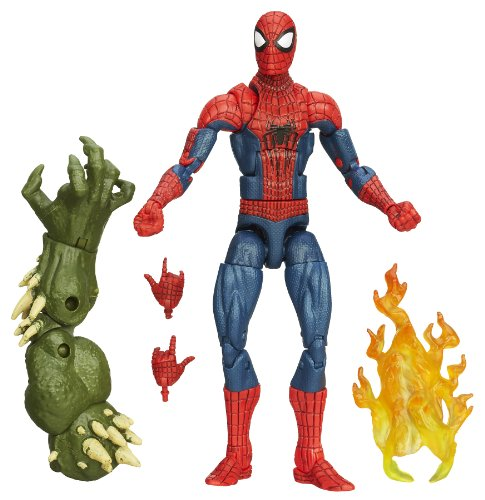 Marvel The Amazing Spider-Man 2 Marvel Legends Infinite Series The Amazing Spider-Man Figure 6 - Figure Spider Amazing Man 2