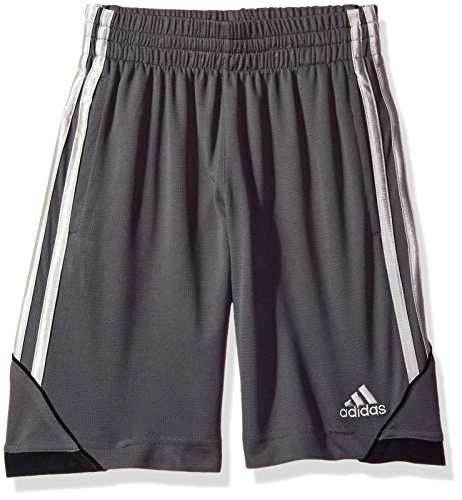 Adidas-Big-Boys-Dynamic-Speed-ShortYouth-Dark-Grey-L