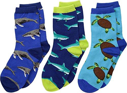 Socksmith Unisex Little Swimmers (Toddler/Little Kid/Big Kid) Variety 10 Toddler-1 Little Kid -