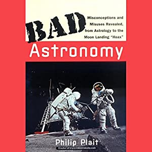 Bad Astronomy Audiobook
