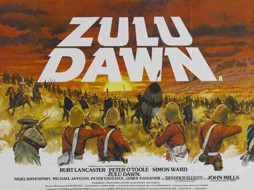 Zulu Dawn Movie Poster UK - Style A