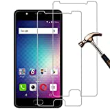 [Pack of 2] Gzerma for BLU LIFE ONE X2 Screen Protector, Shatter-Proof Easy Install and Bubble Free Protective Film Guard for BLU LIFE ONE X 2 L0091UU 5.2 Inch Smartphone