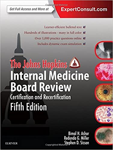 The johns hopkins internal medicine board review certification and the johns hopkins internal medicine board review certification and recertification 5th edition fandeluxe Gallery