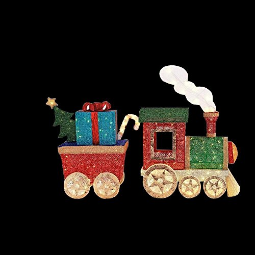 Home Accents Holiday 48 in. LED Lighted Mesh String Train Set by Home Accents Holiday