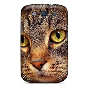 AlijHnm5282Twgah Muzzleofa Cat Animals Awesome High Quality Galaxy S3 Case Skin