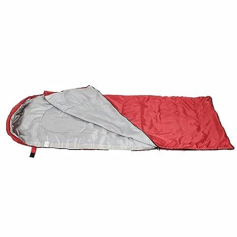 SUHAGN Saco de dormir Camping Bolsa De Dormir Tipo Sobre Un Cálido Portátil Camuflaje Adulto Bolsa