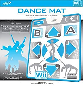 Wii Dance Mat Amazon Com Mx Videojuegos