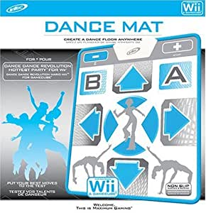 Wii Wired Dance Mat Amazon Ca Computer And Video Games
