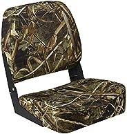 The Wise Company 3312-733 Super Value Camo Folding Boat Seat, Realtree Max 5 Camo