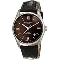 Certina DS 1 Automatic Brown Dial Men's Watch