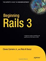 Beginning Rails 3 Front Cover