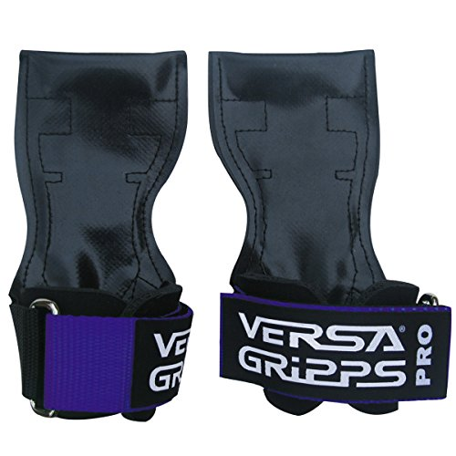 Versa Gripps PRO Authentic. The Best Training Accessory in The World. Made in The USA (SM-Purple)