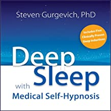 Deep Sleep with Medical Hypnosis: Find Restful, Restorative Sleep - Naturally