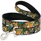 "Best Buckle Down Friends For Dogs - Buckle-Down Wide 1.5"" ""Bambi & Friends Scene"" Dog Review"