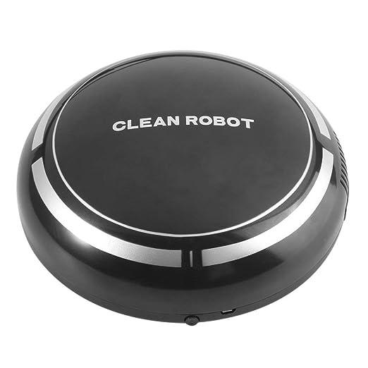zerkeer Robot aspirador, ideal para los pelo de animales, Vacuum ...
