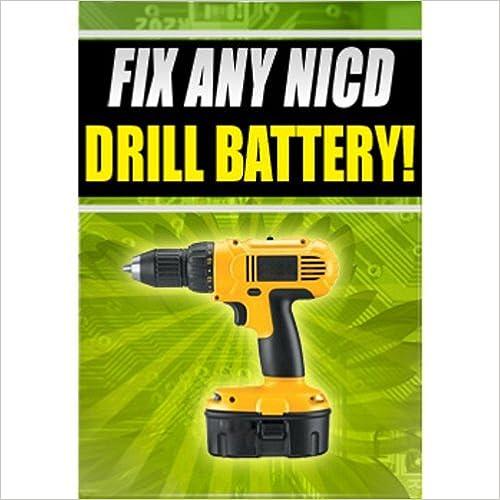 Fix Any NICD Bosch Battery GSB 14.4 VE-2-LI GSB 14.4