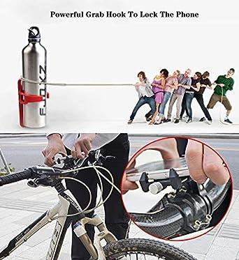 Mountain Bicycle Drink Holder 360 Degree Spin Bike Water Bottle Holder Adjustable Universal Bicycle Water Bottle Cage Bike Water Bottle Holder No Screws Water Bottle Cage Clamp for Kids Bike