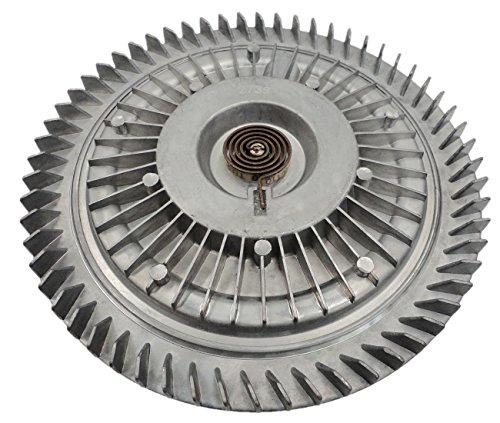 (TOPAZ 2739 Engine Cooling Thermal Fan Clutch for Chevrolet GMC Isuzu Oldsmobile)