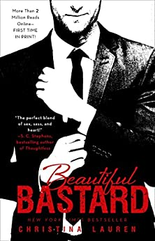 Beautiful Bastard (The Beautiful Series Book 1) by [Lauren, Christina]