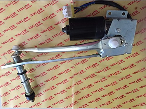 20Y-54-52211 Wiper Motor Assembly for KOMATSU Excavator PC200-7 PC220-7