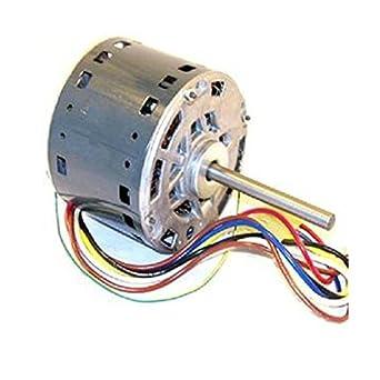 oem upgraded carrier 1/2 hp 115v furnace blower motor hc43ae114: electric  fan motors: amazon com: industrial & scientific